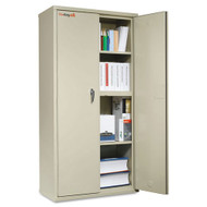 FireKing Storage Cabinet 36W x 19 1/4D x 72H - CF7236D