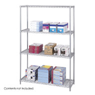 "Safco Shelving Starter Unit 72""H x 18""D x 48""W - 5291"