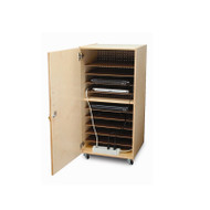 Whitney Brothers Laptop Security Cabinet - WB0779