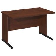 "BBF Bush Series C Elite Desk 48"" x 30"" Hansen Cherry - WC24550"
