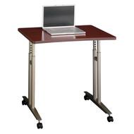BBF Bush Series C Mobile Table Mahogany - WC36782