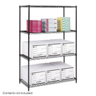 "Safco Shelving Starter Unit 72""H x 24""D x 48""W - 5294"
