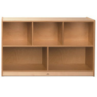 """Whitney Brothers Natural Birch 30""""H Cabinet - CH1330N"""