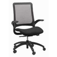 Eurotech by Raynor Hawk Mesh Back Chair - MF22