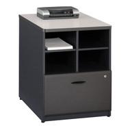 "BBF Bush Series A Storage Cabinet 24"" Slate - WC84823P"