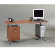 MONTHLY SPECIAL! Mayline Eastwinds Expresso Computer Desk - 905