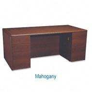 """HON 10700 Series Double Pedestal Desk 72"""" - 10799"""