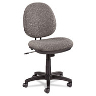 Alera Interval Series Swivel Task Chair Gray - IN4841