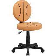 Flash Furniture Basketball Task Chair - BT-6178-BASKET-GG