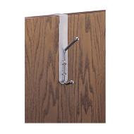 Safco Over-The-Door Coat Hook (pack/12) - 4166