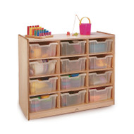 Whitney Brothers 12-Tray Storage Cabinet - WB0912T
