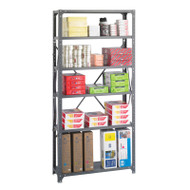 "MONTHLY SPECIAL! Safco Commercial 6-shelf Kit 36"" x 18"" - 6269"