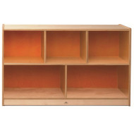 """Whitney Brothers Hot Pumpkin 30""""H Cabinet - CH1330O"""