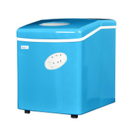 NewAir Portable Ice Maker Cyan Blue - AI-100CB