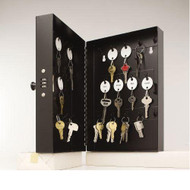 MMF 28-Key Steel Security Key Cabinet - 210202804