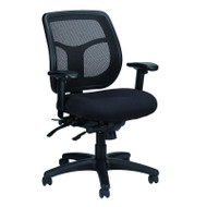 Eurotech by Raynor Apollo Multi-Function Mesh Back Chair with Seat Slider - MFT945SL