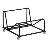 Flash Furniture Sled Base Stack Chair Dolly - RUT-188-DOLLY-GG