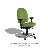 Cramer Triton Max Desk-Height X- Large Back Chair 4-way Vinyl - TMXD4 -V