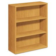 HON 10500 Series Bookcase 3-Shelf, Assembled - 105533CC