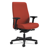 Clearance! HON Endorse Series Mid-Back Work Chair, Poppy Fabric - LWU2ACU42