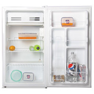 Alera 3.3 Cu. Ft. Refrigerator with Chiller Compartment White - ALERF333W
