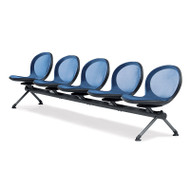 OFM NET Series Beam Seating 5 Seats - NB-5