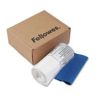 Fellowes Shredder Bags, 6-7 gal Capacity Clear - 36052