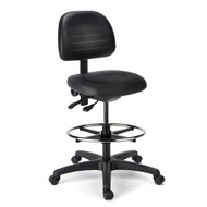 Cramer Fusion Fit R Plus Mid-Height Small Back Chair 2-way - RPSM2