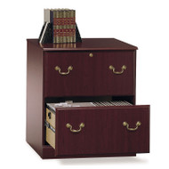 MONTHLY SPECIAL Bush Saratoga Collection Lateral File Cabinet - EX45654-03
