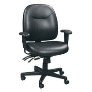 Eurotech by Raynor 4x4 Leather Office Chair - LM59802A