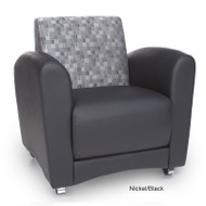 OFM InterPlay Series Chair (Pack of 3 chairs) - 821-NT-3