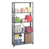 "MONTHLY SPECIAL! Safco Commercial 5-shelf Kit 36"" x 12"" - 6265"