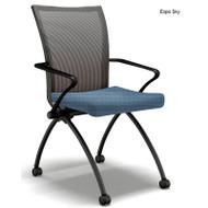 Mayline Valore Training Series High-Back Chair Custom Fabric (2-pack) - TSH1F2