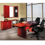 Mayline Corsica Veneer Conference Table 6' Sierra Cherry - CTC72-CRY