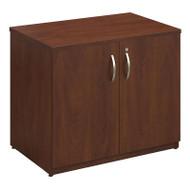 """BBF Bush Series C Elite Storage Cabinet 36"""" Hansen Cherry - WC24598"""