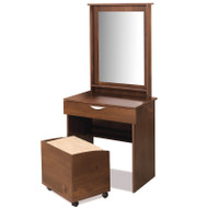Nexera Nocce Vanity with Mirror and Bench - 400041