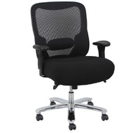 OFM Essentials Big and Tall Mesh Back Chair - ESS-200