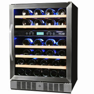 NewAir 46 Bottle Wine Cooler - AWR-460DB