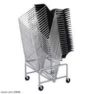 Safco Sled Base Stack Chair Cart - 4190SL