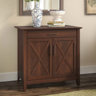 Bush Key West Laptop Storage Credenza - KWS132BC-03