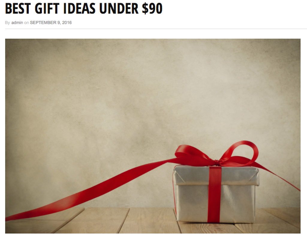 """Gift ideas for Dog or Dog Owner?  WACKYwalk'r Listed as a """"Best Gift for Dog / Dog Owners Under $90."""""""