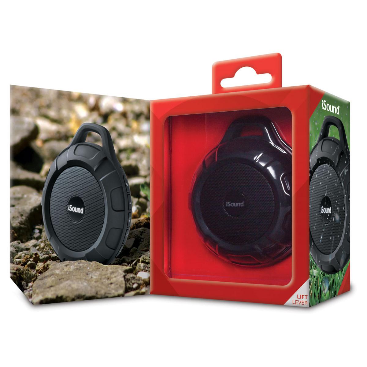Duratunes Rechargeable Bluetooth Speaker Isound