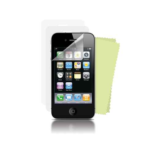 Premium Protection Pack for iPhone 4 / 4s