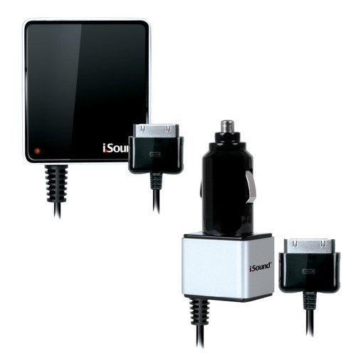 Wall and Car Charger Pro with 30 Pin Connector
