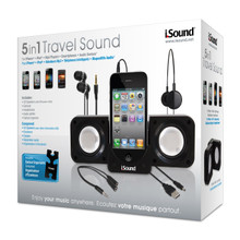 5 in 1 Travel Sound