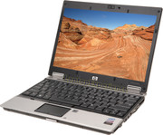 HP Elitebook 2530p Laptop - Core 2 Duo 1.4GHz - 2GB DDR2 - 80GB SSD HDD - DVD+CDRW