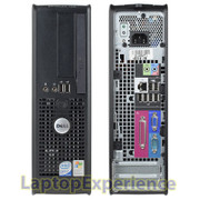 Dell Optiplex 755 SFF PC - Core 2 Duo 2.0GHz - 2GB DDR2 - 160GB HDD - DVD+CDRW