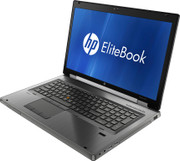 HP Elitebook 8760w Laptop - Core i7 2.2GHz - 16GB DDR3 - 160GB SSD - DVDRW