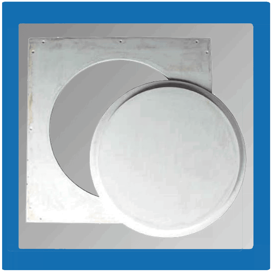 Removeable Gypsum Circle Panel - Ceiling