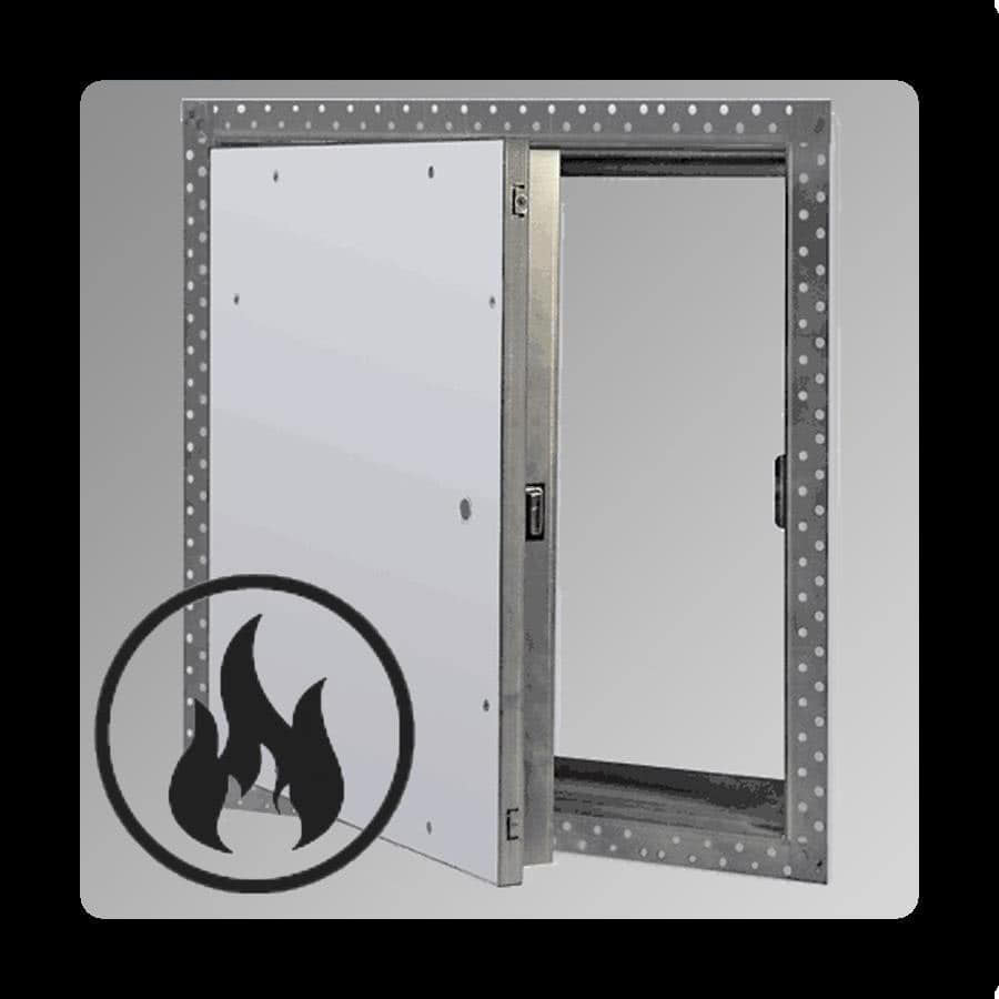 Fire Rated - Recessed Wall (for wall) - 90 min